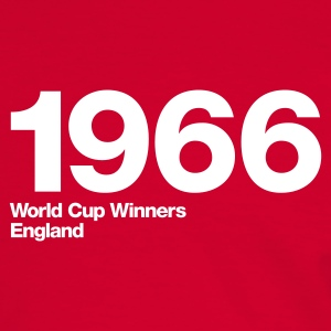 1966 England - Men's Ringer Shirt