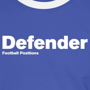 Defender - Men's Ringer Shirt