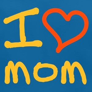I love mom - Baby biosmekke