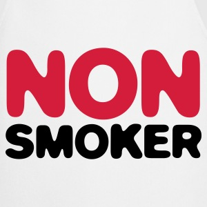 White Non Smoker (2c)  Aprons - Cooking Apron