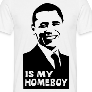 Motif ~ Obama Is my homeboy