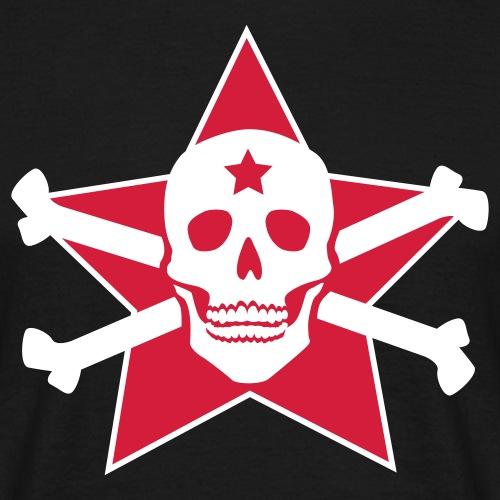 Skull + Star