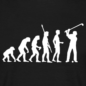 evolution_golf_c_1c T-shirts - Herre-T-shirt