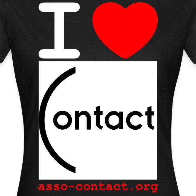 I love Contact