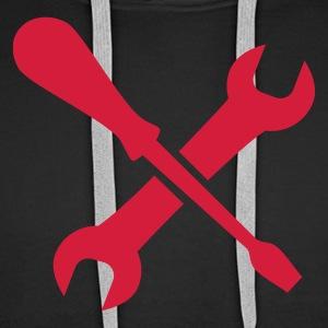 suchbegriff handwerk pullover hoodies spreadshirt. Black Bedroom Furniture Sets. Home Design Ideas
