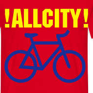 Design ~ ALLCITY RIDE NYC X LDN 2 Sided