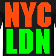 Design ~ ALLCITY NYC:LDN Knuckles 2 Sided