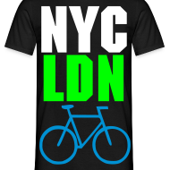 Design ~ ALLCITY Black NYC:LDN RIDE Edition 2 Sided