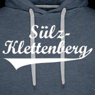 Motiv ~ Sülz-Klettenberg Kapuzenshirt Farbwahl (weißer Druck)
