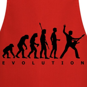 Red evolution_1c  Aprons - Cooking Apron
