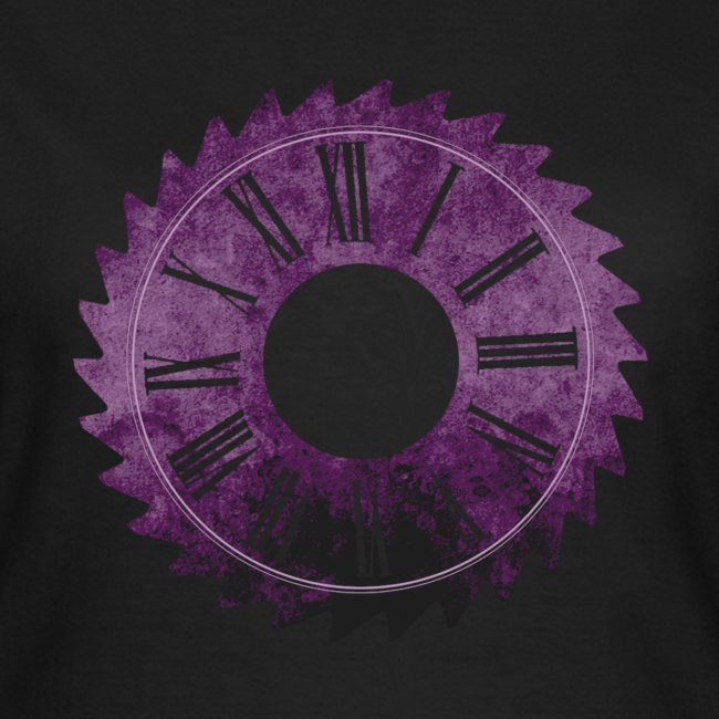 SawClock Purple (clean)