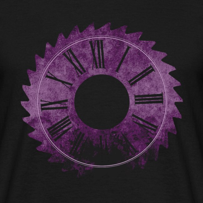 SawClock Purple (clean)