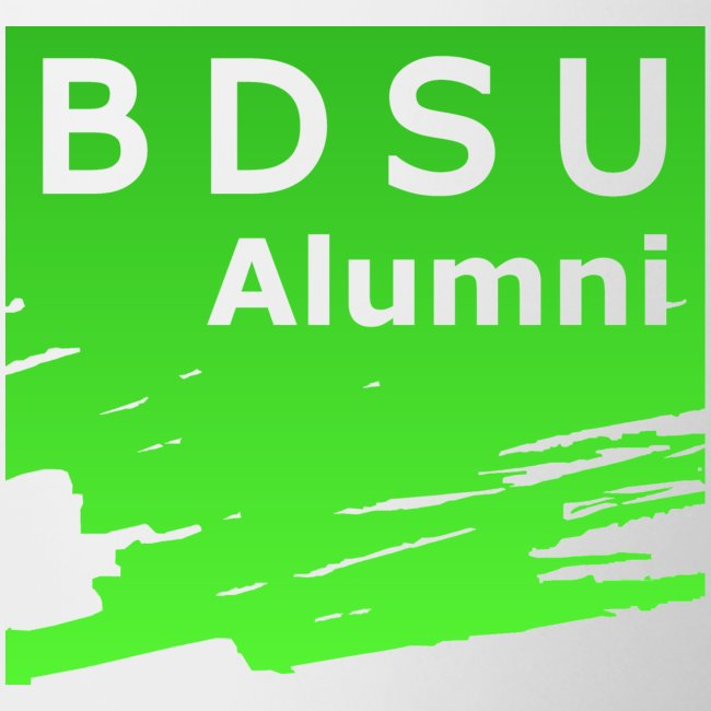 Tasse BDSU Alumni Logo