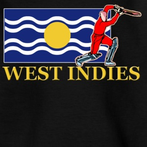 Cricket Player - West Indies - Teenage T-shirt