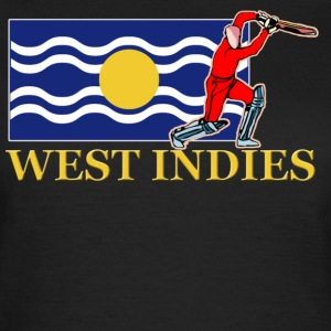 Cricket Player - West Indies - Women's T-Shirt