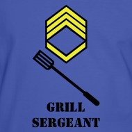 Motiv ~ Grill sersjant