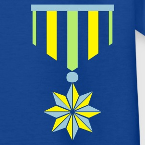 Royal blue orden / medal (3c) Kids' Shirts - Teenage T-shirt