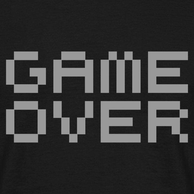 Game Over (Metallic)