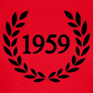 Rot 1959 T-Shirts - Frauen T-Shirt
