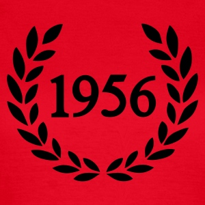 Rot 1956 T-Shirts - Frauen T-Shirt