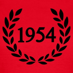 Rot 1954 T-Shirts - Frauen T-Shirt