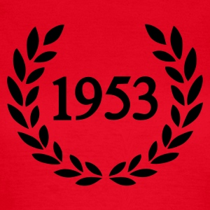 Rot 1953 T-Shirts - Frauen T-Shirt