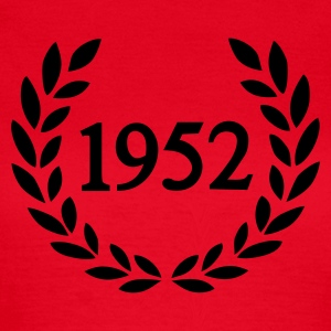 Rot 1952 T-Shirts - Frauen T-Shirt