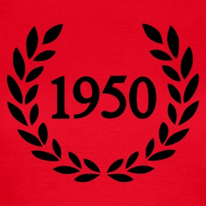 Rot 1950 T-Shirts - Frauen T-Shirt