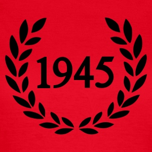 Rot 1945 T-Shirts - Frauen T-Shirt
