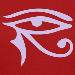Eye of Horus | Frauenshirt organic - Frauen Bio-T-Shirt