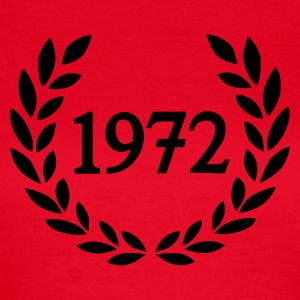 Rot 1972 T-Shirts - Frauen T-Shirt