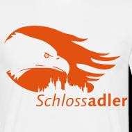 Motiv ~ Schlossadler-Shirt, orange