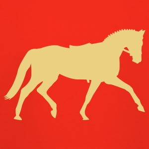 Red Dressage dressage  Kids' Tops - Kids' Premium Hoodie