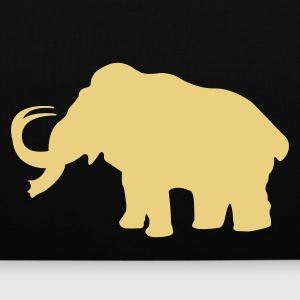 Prehistoric Ice Age mammoth elephant Bags  - Tote Bag