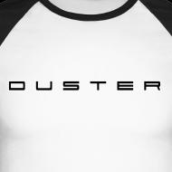 Motiv ~ Duster langärmliches Baseballshirt Männer