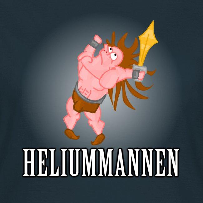 HELIUMMANNEN (DAM)