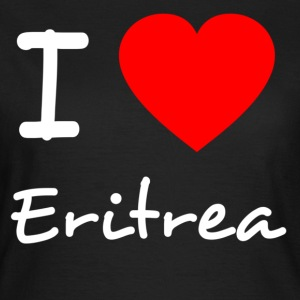 I love Eritrea - Frauen T-Shirt
