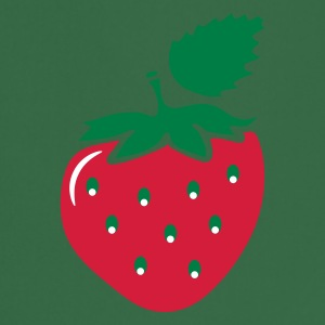 Green Strawberry  Aprons - Cooking Apron