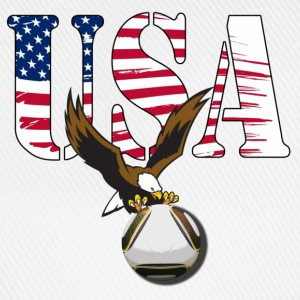 usa flag eagle baseball cap  - Baseball Cap