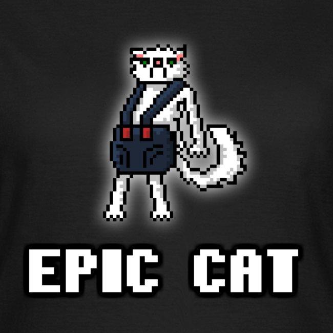 Pixel Epic Cat (DAM)