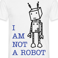 Design ~ not a robot (M)