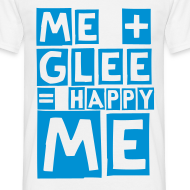 Design ~ happy glee (M)