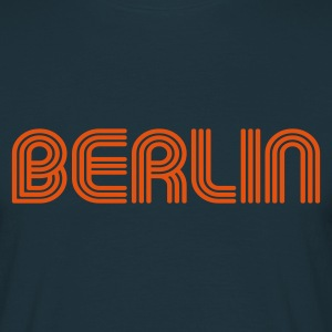 Berlin Seventies T-Shirt - Mannen T-shirt