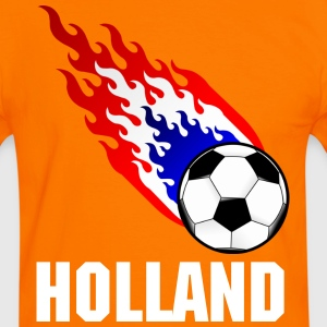 Fireball Football Holland - Men's Ringer Shirt