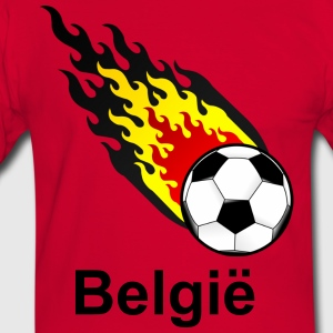 Fireball Football Belgium - Men's Ringer Shirt