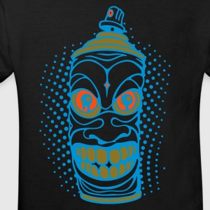 SPRAY-A-TIKI (3C) FR - T-shirt Bio Enfant