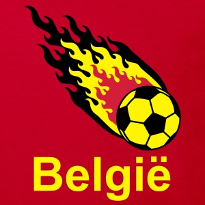 Football Fireball Belgique - T-shirt Bio Enfant