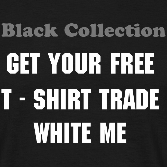 Get your free T - Shirt