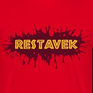 Motiv ~ T-Shirt Mann Restavek Splash 02 © by kally ART®