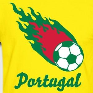 Fireball Football Portugal - Men's Ringer Shirt
